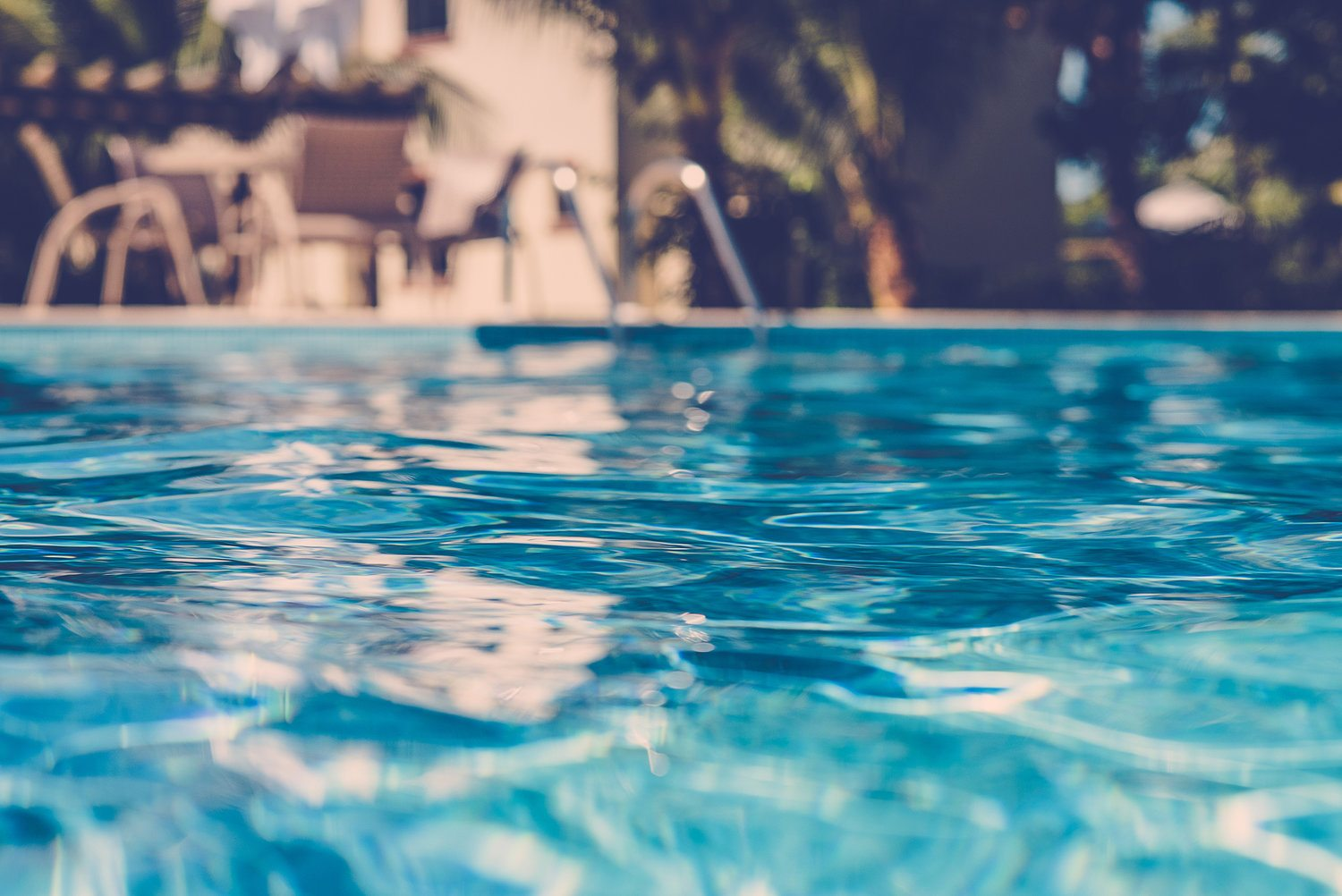 Five Keys to Pool Care